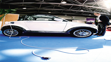 新能源車、節能行情或將繼續