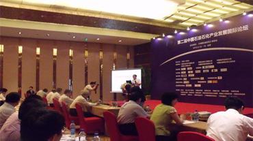 中国石化产业发展论坛在京召开