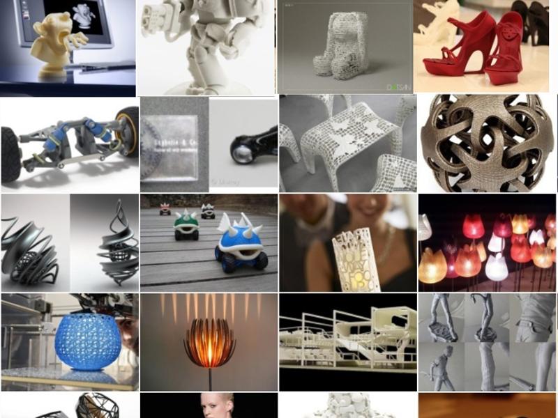 3D打印在个性化产品定制领域的应用