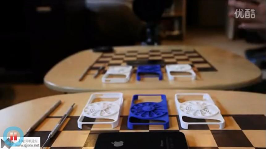 3D打印-手机壳
