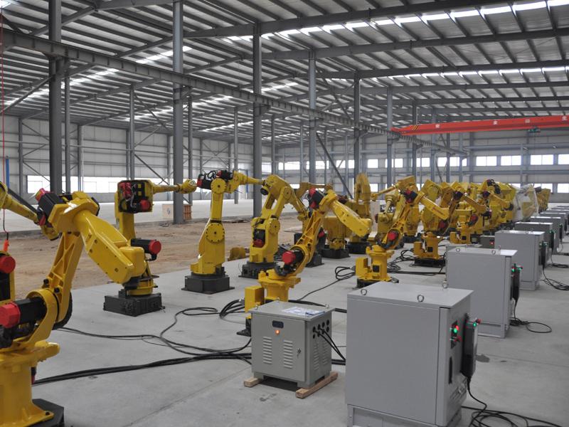 人力成本上升加速機器人應用