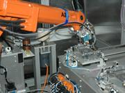 涂胶机器人