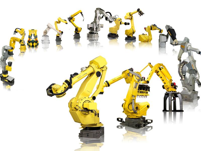工业机器人大规模应用 加速行业生产自动化