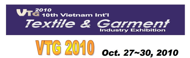 越南服装机械展/2010年第十届越南国际纺织及制衣工业展VTG